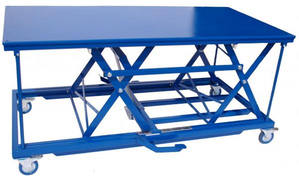 Hubtisch Tischwagen Hubtischwagen TK 300 G