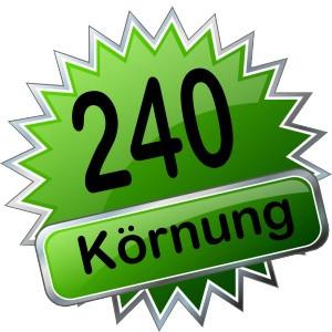 Schmalbänder P240